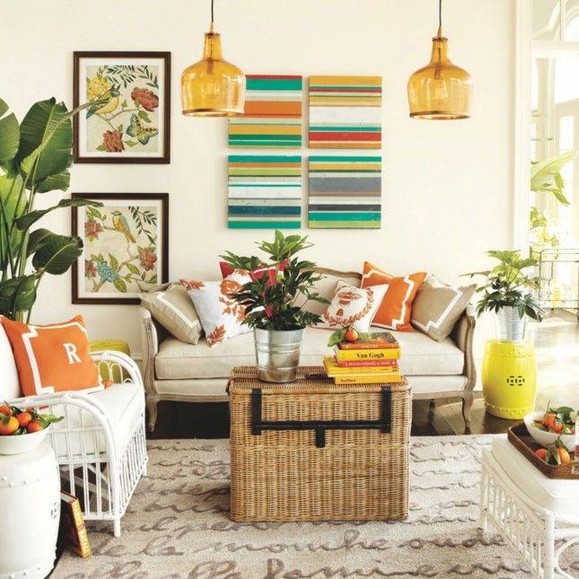 Rainbow Connection 30 Inspiring Colorful Interiors Colorful Living Room Design Living Room Colors Interior Decorating Living Room Colorful living room design ideas