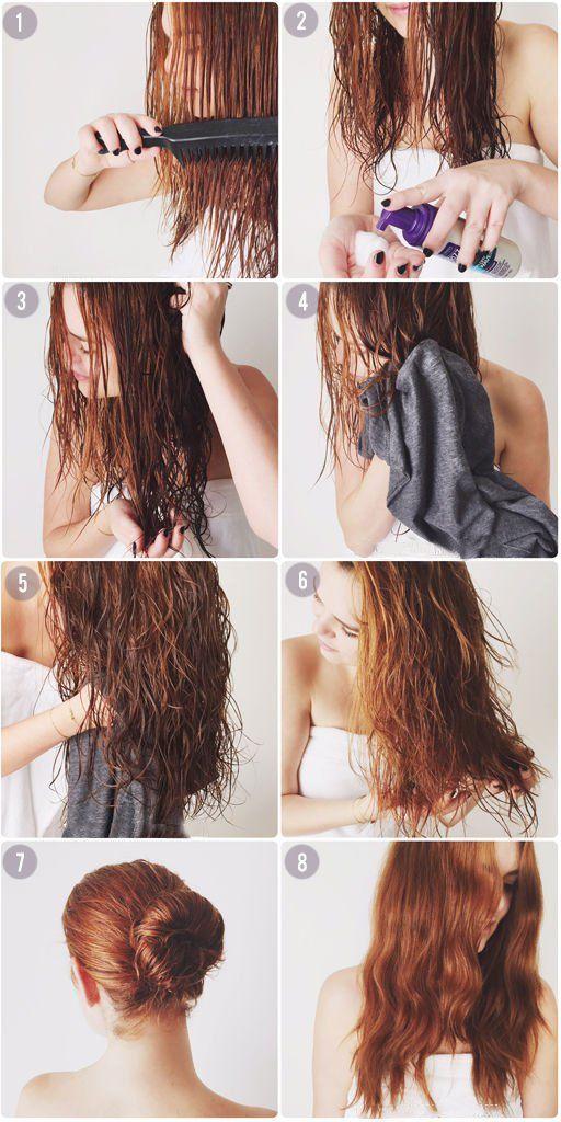 Peinados faciles en 5 minutos