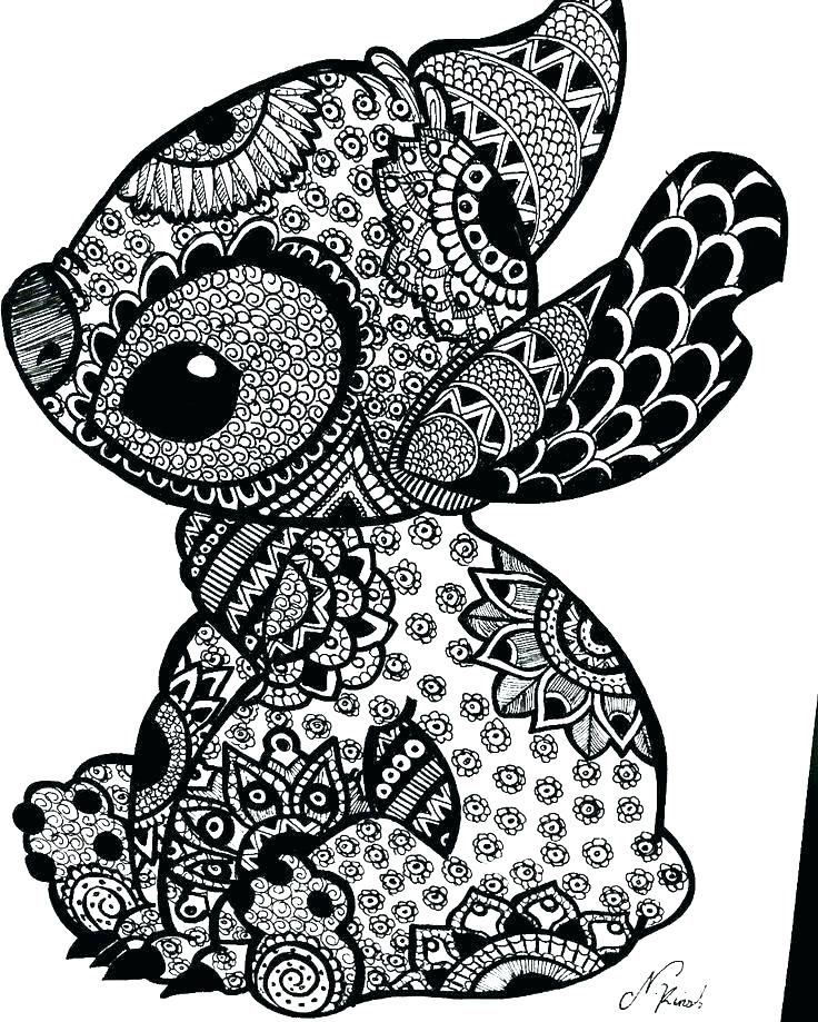 Grab your New Coloring Pages Stitch For You , gethighit.com/...