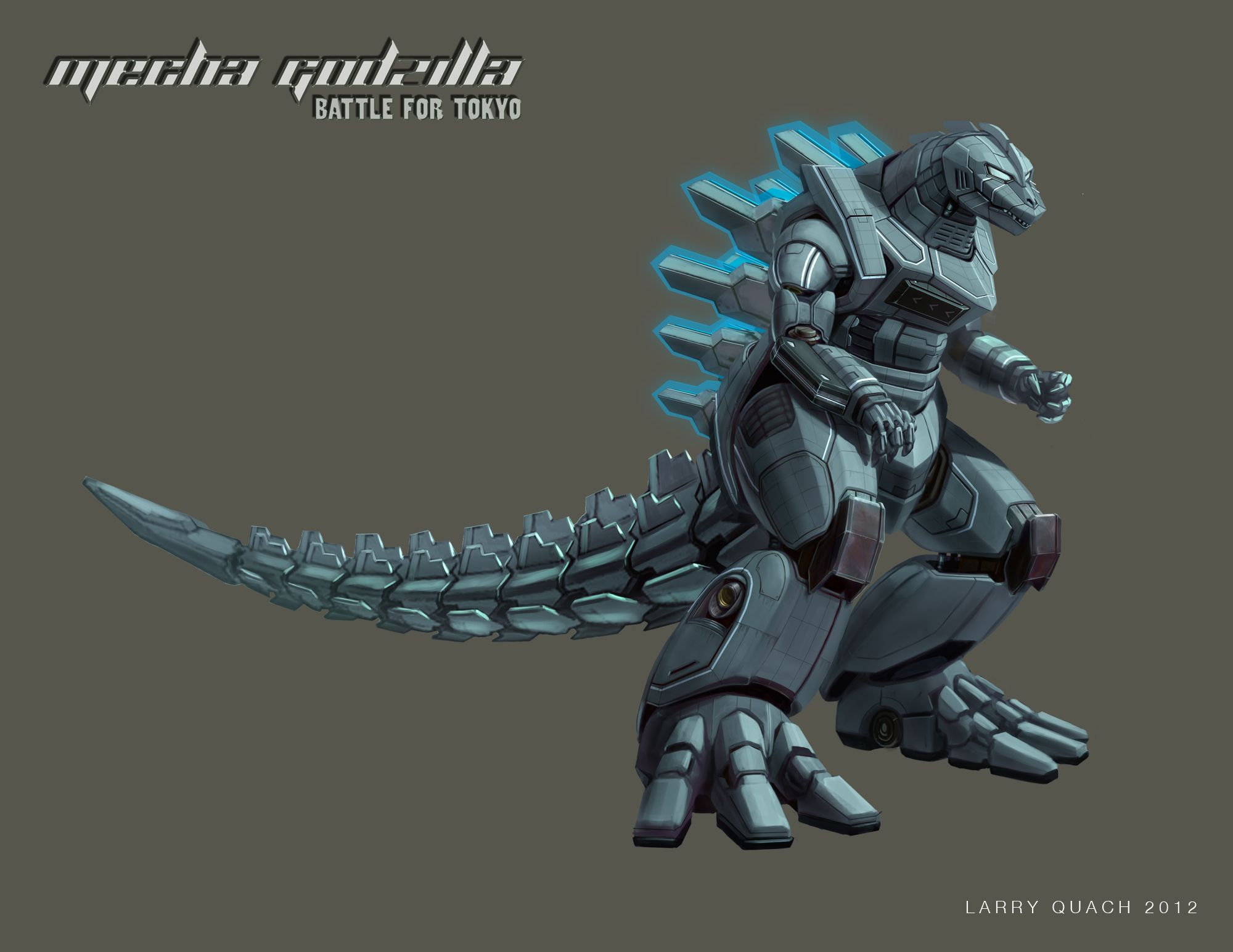 Image result for mechagodzilla fan concept