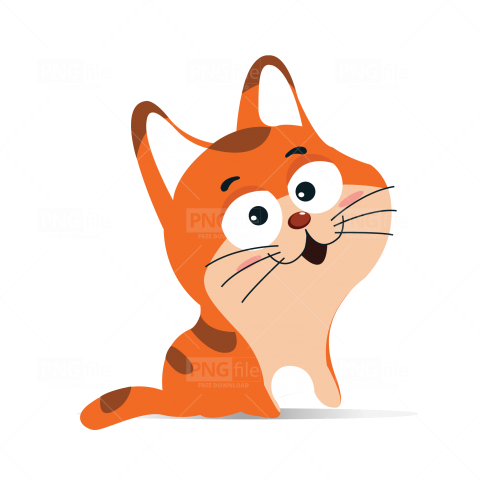 Funny Cat Png Free Download Photo 868 Pngfile Net Free Png Images Download Cartoons Png Funny Cats Cats