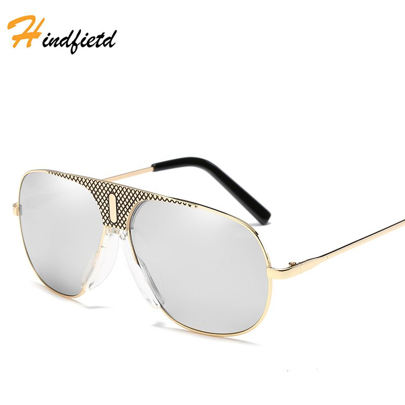 >> Click to Buy << Hindfield New Fashion Men Classic Brand Aviation Sunglasses HD Aluminum Driving Luxury Sunglasses Fishing Driving Eyes Goggles #Affiliate