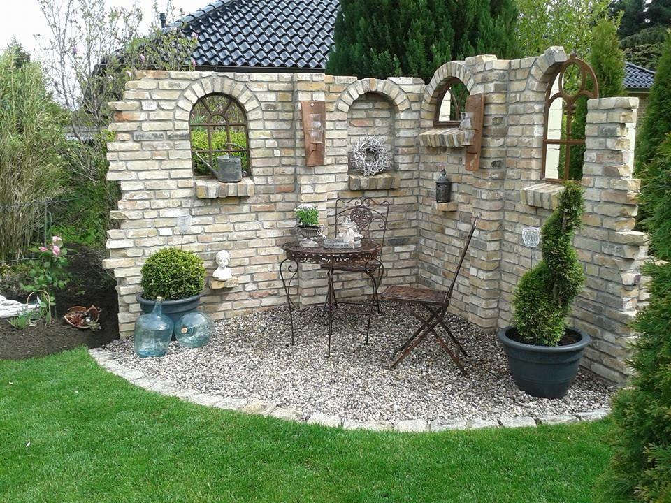 Mein Wunsch Fur Meinen Garten Gartengestaltung Traumgarten Gartenmauern