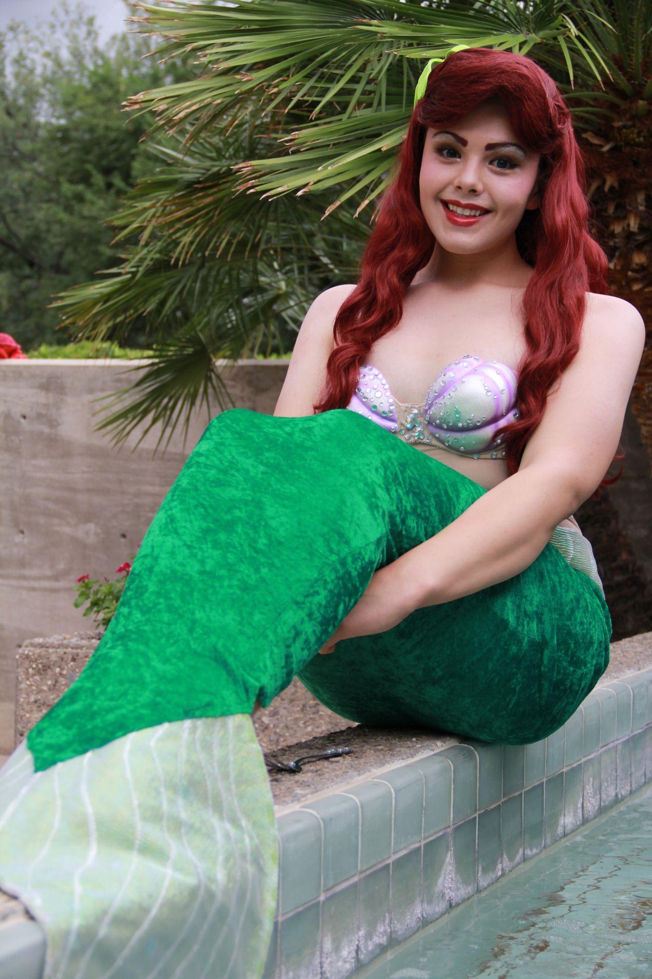Ariel Halloween Costumes