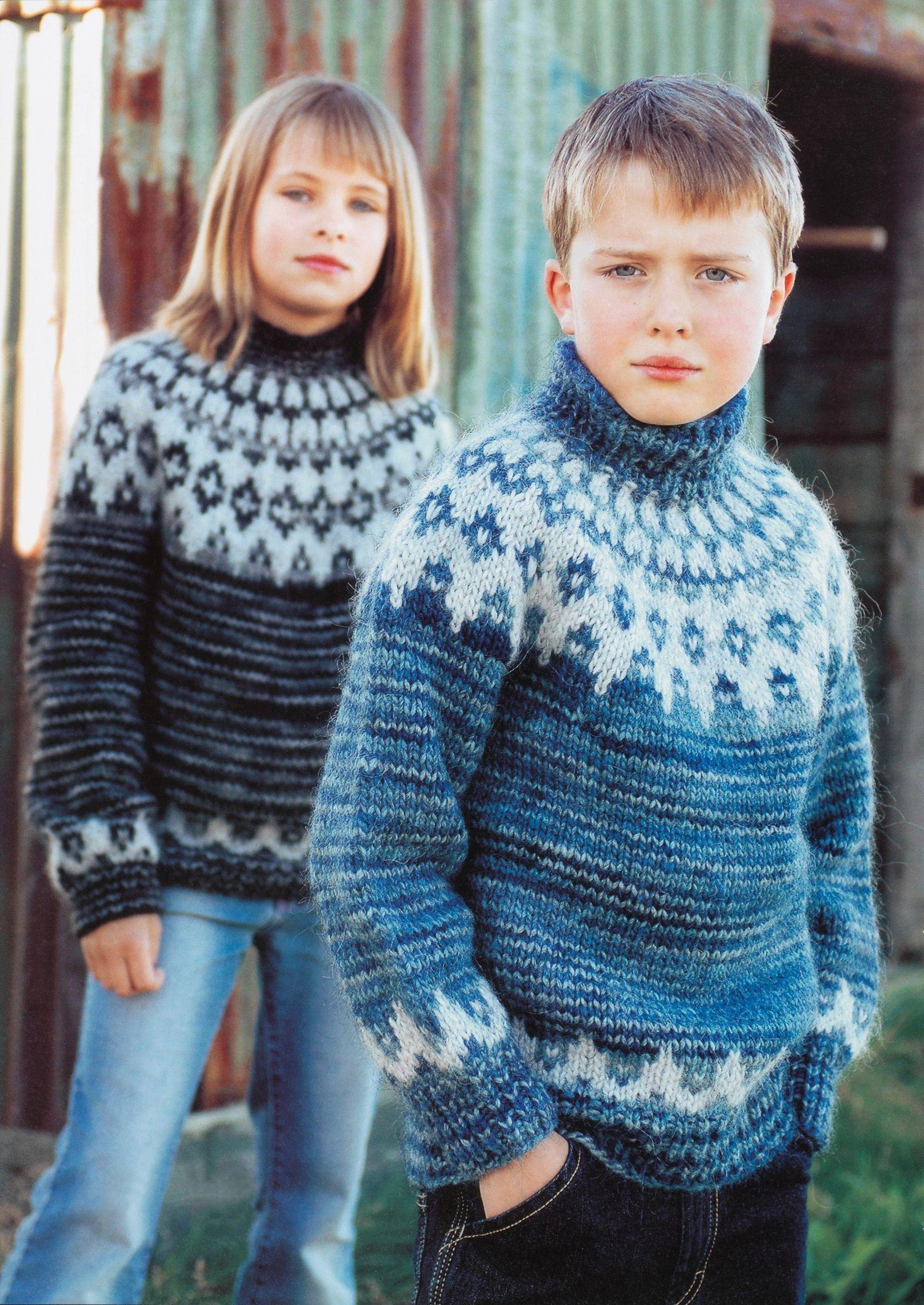 mohair pinterik0   Icelandic sweaters and Knitting patterns