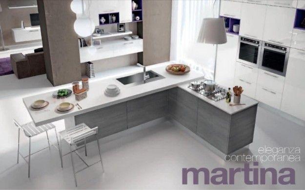 Catalogo Cucine Lube 2012 - Lube cucine moderne, Martina
