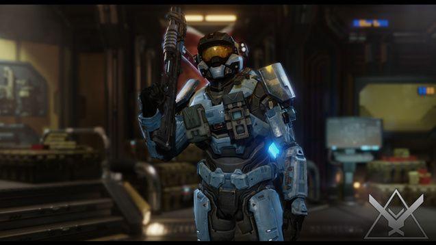 Steam Workshop :: Halo Reach: MJOLNIR Spartan Armor Variants