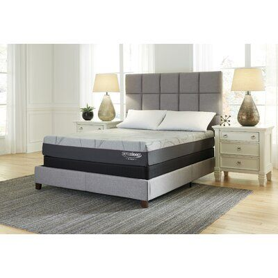 Alwyn Home Palisades 10 Medium Pillow Top Mattress Mattress Size: Queen #pillowtopmattress