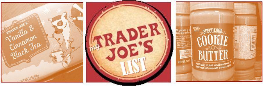 Trader Joe's List Trader joes, Trader joe's products