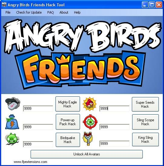 Tested Angry Birds Friends Hack Get Free Birds Angry Birds