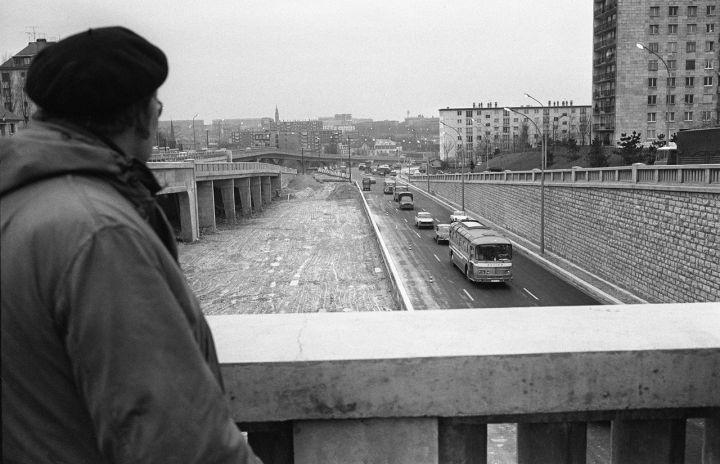1968 paris le tron on du p riph rique entre la porte d - Plan du peripherique parisien les portes ...