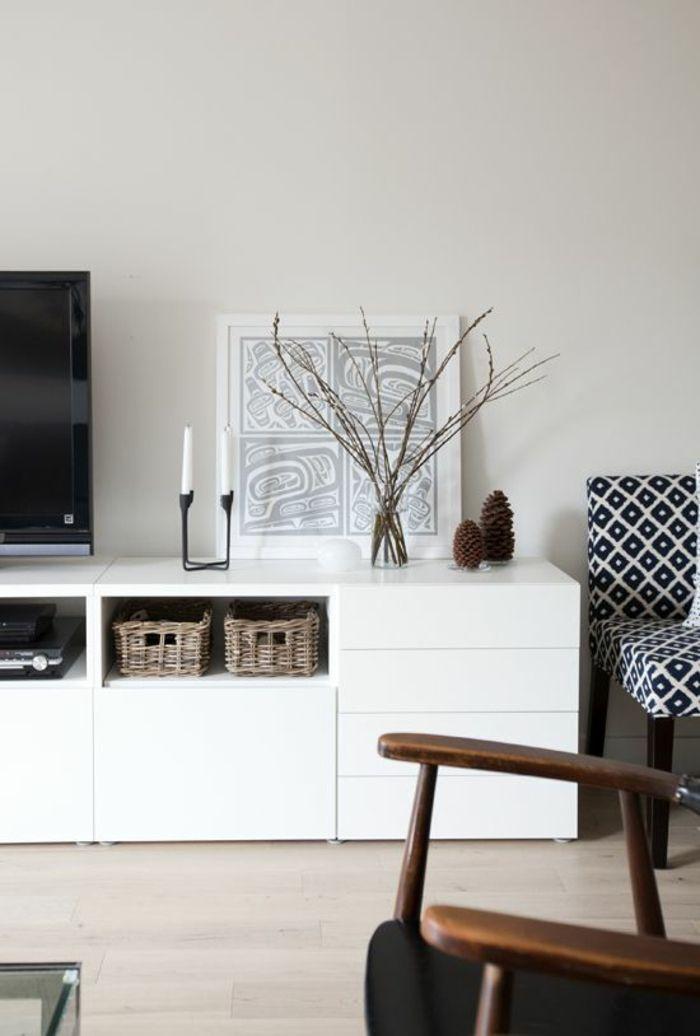 dekoartikel und wohnaccessoires im wohnzimmer Interior Design - wohnzimmer grau rosa