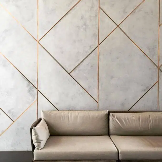 18 Wall Paneling Ideas To Unleash Your Imagination Harp Times Modern White Living Room Wall Design Modern Wall Paneling