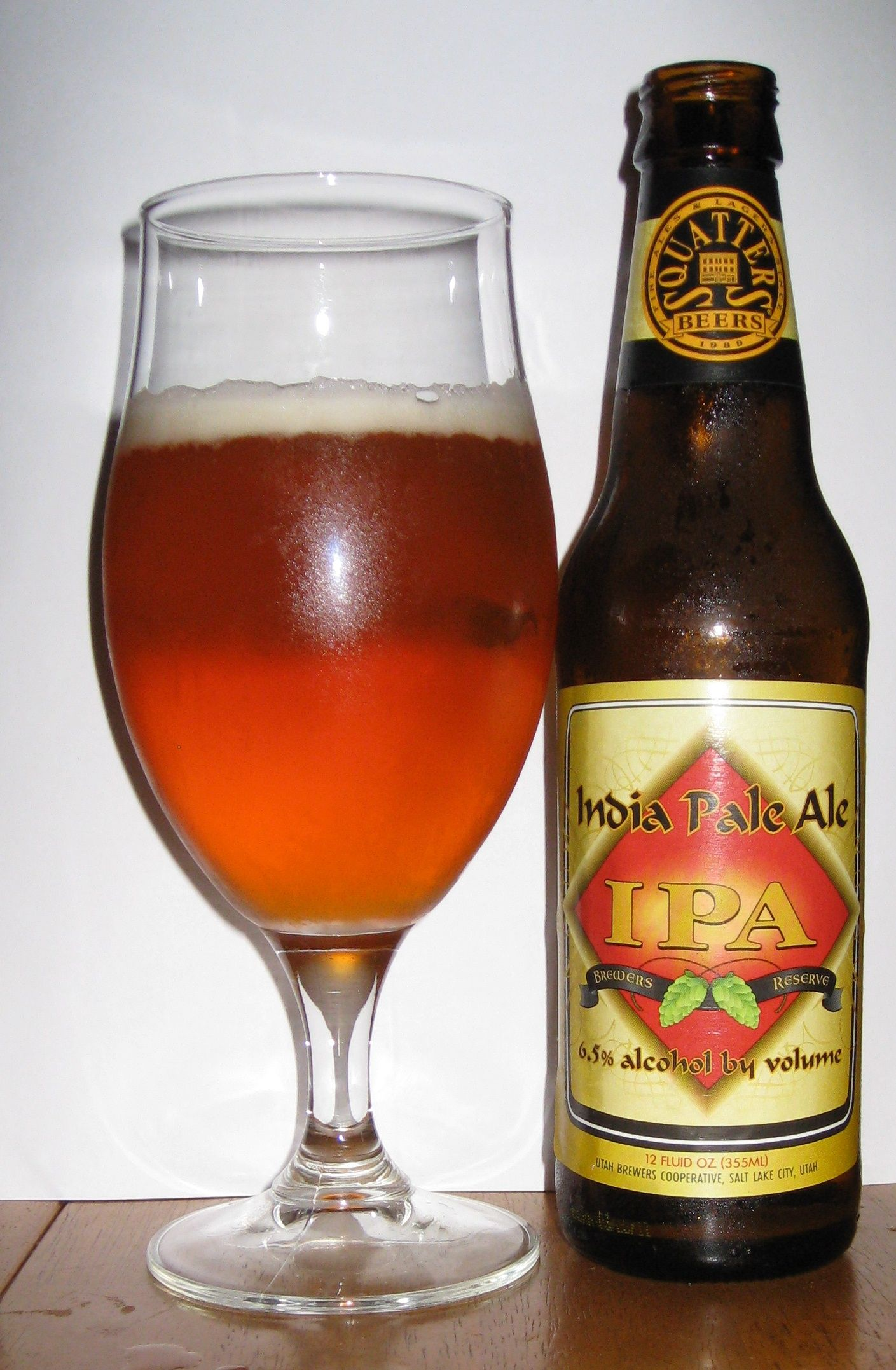 Squatter S Beers India Pale Ale India Pale Ale Pale Ale Beer