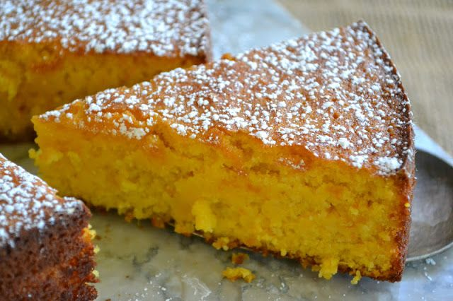 Minimal Monday Flourless Whole Tangerine Cake Gluten Free The