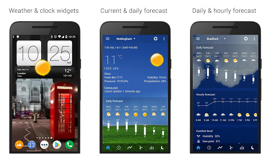 Sense V2 Flip Clock Weather v4 95 05 Premium Apk Several