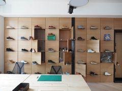 77122fb2e4d57f Clarks Originals Design Studio Offices - Paris   Office design in ...