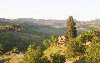 Tuscan farmhouse nr. Greve