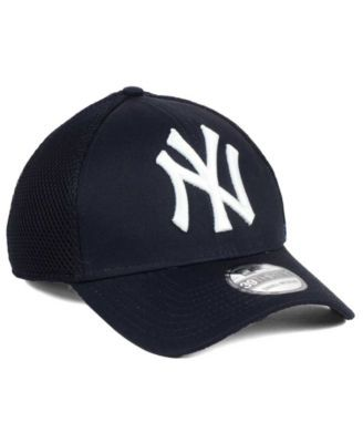 b057db50eed6c New Era New York Yankees Mega Team Neo 39THIRTY Cap - Blue L XL ...