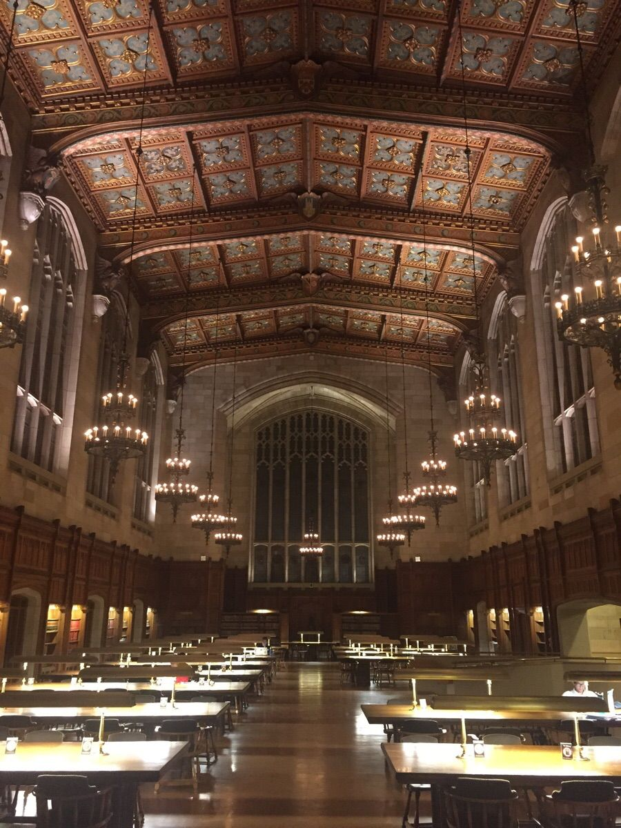 """ University of Michigan Law Library (OC) """