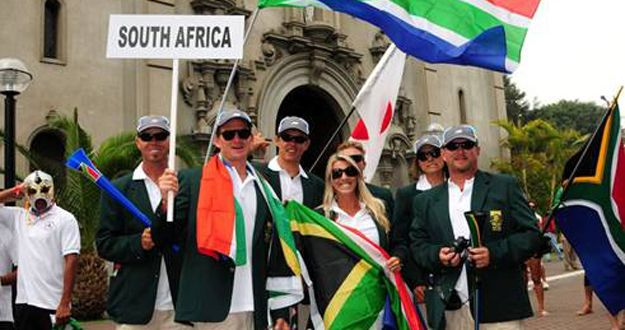 The South African SUP and Paddleboard Team made history in Peru on Saturday 2 March, when they finished second behind Australia in the overall team standings at the 2013 ISA World Stand Up Paddle and Paddleboard Championships in Peru at the weekend.