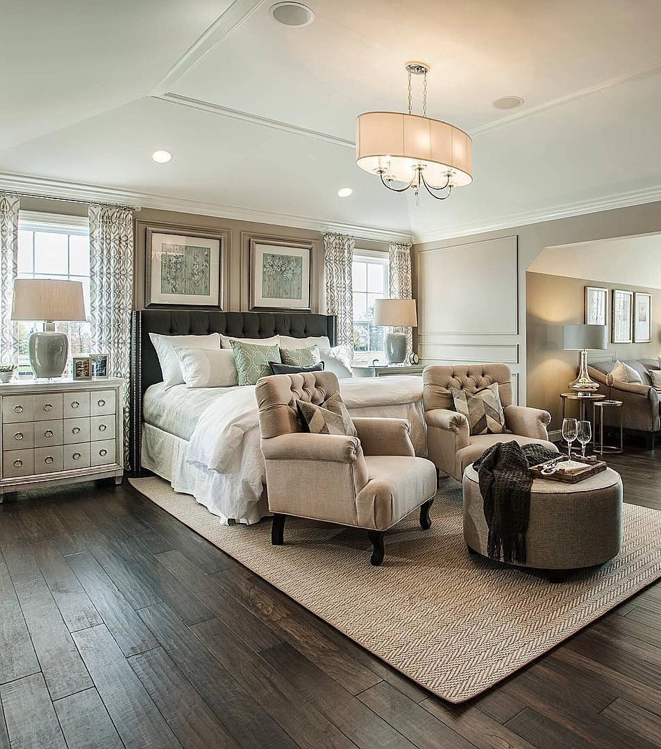 Bedroom Ideas From The Top Designers Bedrooms Image Gallery White Master Bedroom Master Bedrooms Decor Remodel Bedroom Home decor for master bedroom