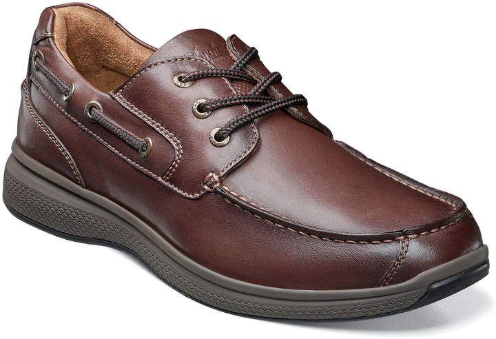Florsheim Great Lakes Moc Toe Derby | Products in 2019
