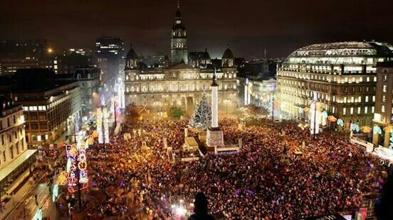glasgow xmas lights switch on - Glasgow Xmas Lights Switch On Christmas Scotland, Glasgow