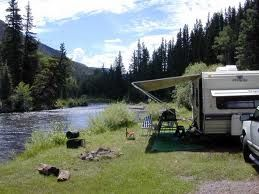 Not a bad view, eh? Ponderosa RV Resort and Campground ...