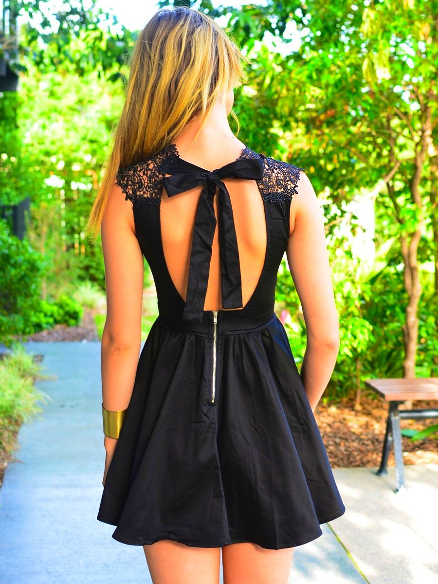 The back gownsdresses pinterest lace detail black laces and lbd