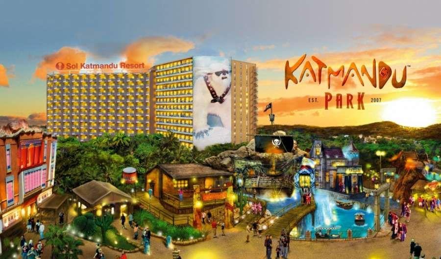 Katmandu Park Hotel