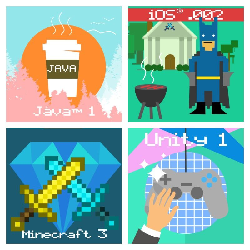 Tech Rocket Is An Awesome STEM Website With Fun Courses In - Computer game design for kids
