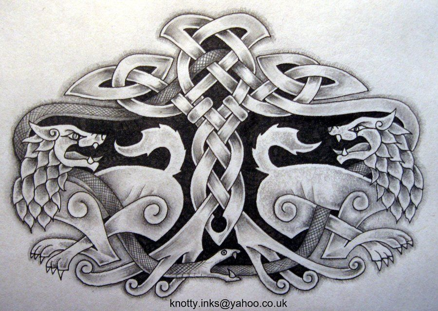 474ce9e4daa9f Celtic Tattoo design m1 by Tattoo-Design.deviantart.com on @deviantART