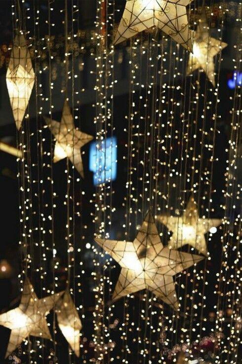 Need those star lights Zopa Christmas Pinterest Star, Lights