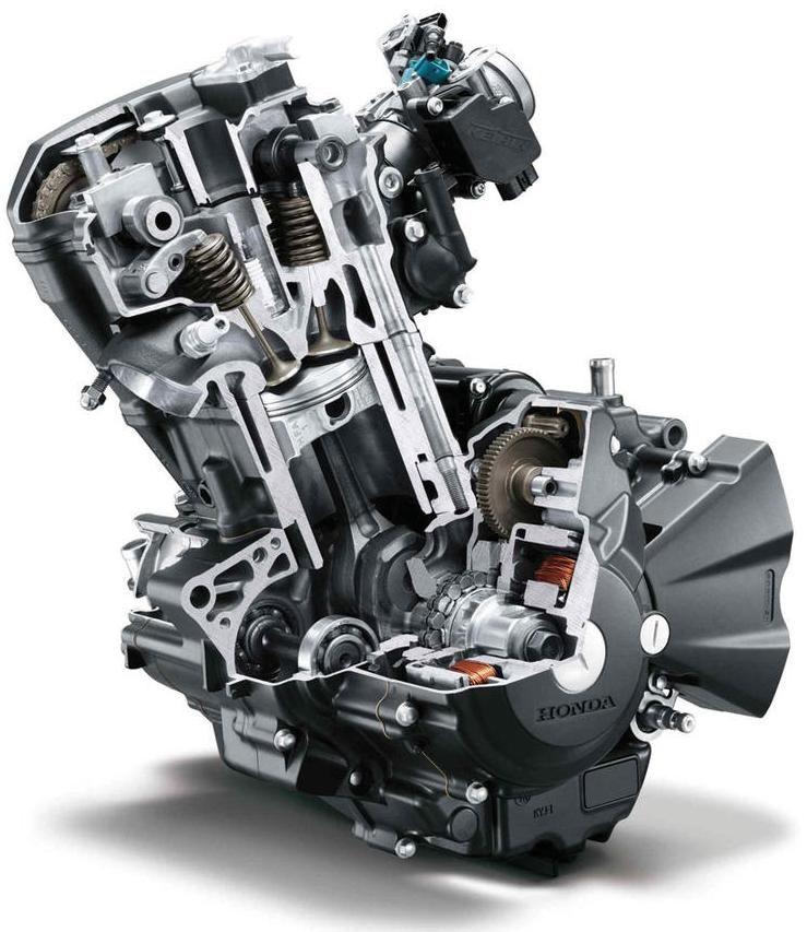 Honda 2011 Cbr 250 R Motor De Moto Motos Autos Y Motos