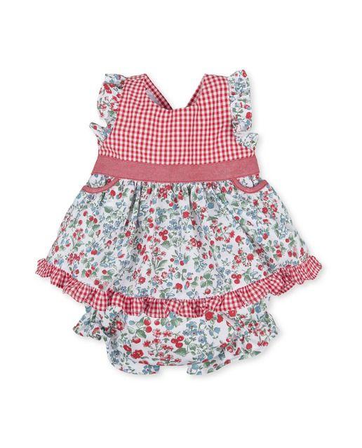 Tutto Piccolo Vestido para Beb/és