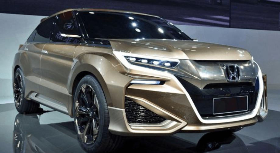 2020 Honda Crosstour SUV Design, Engine, Price (With