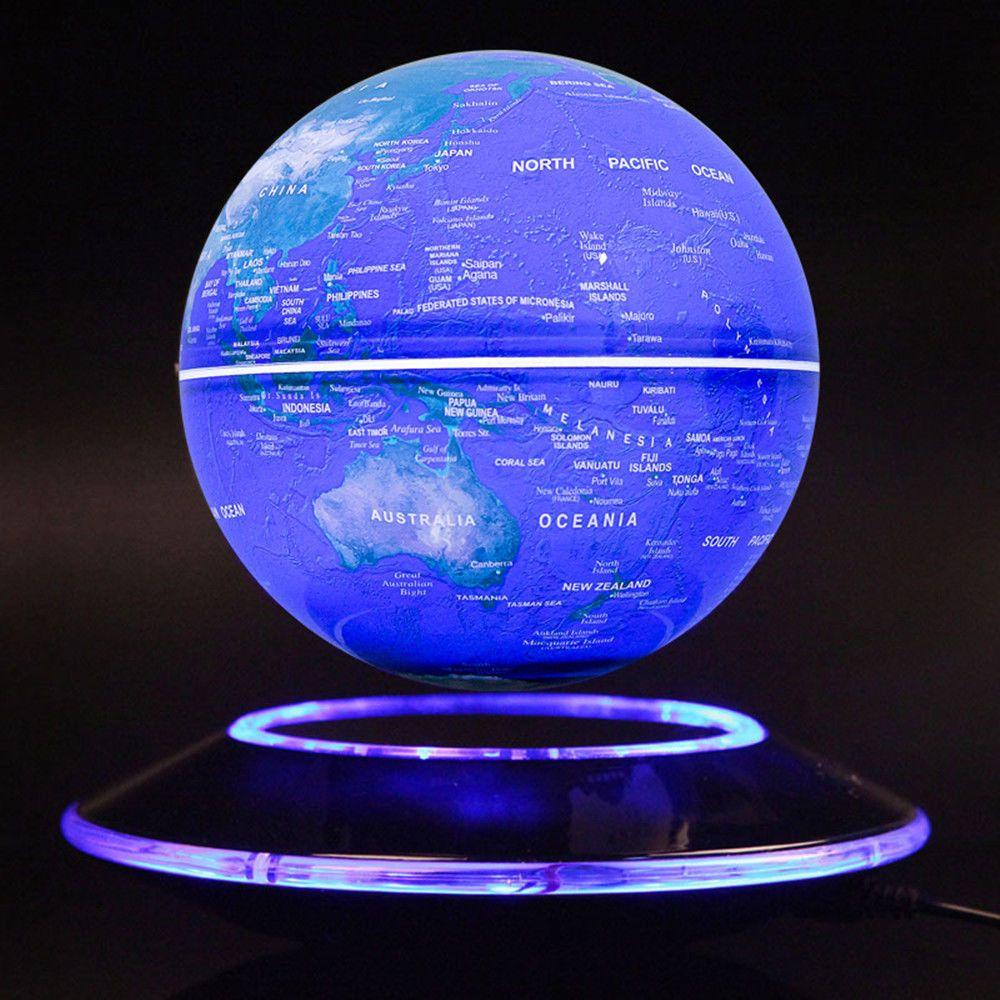World Levitation Floating Globe Home Deco Special