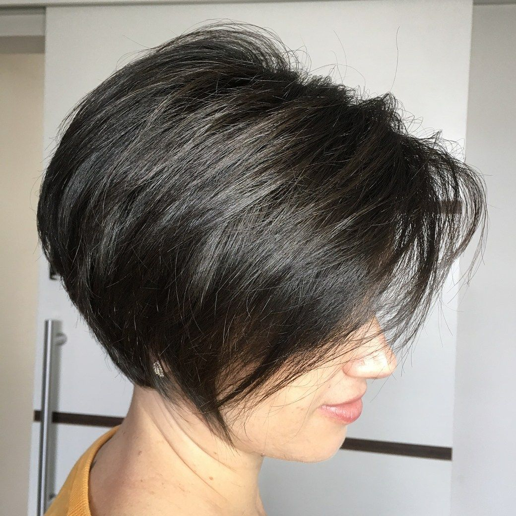 cute and easytostyle short layered hairstyles bobs rounding