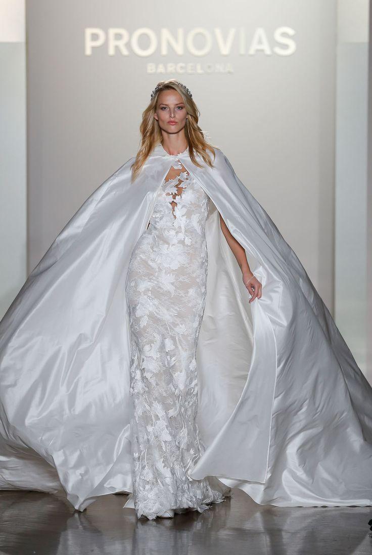 Tendance robe du mariée pronovias bridal market nyc