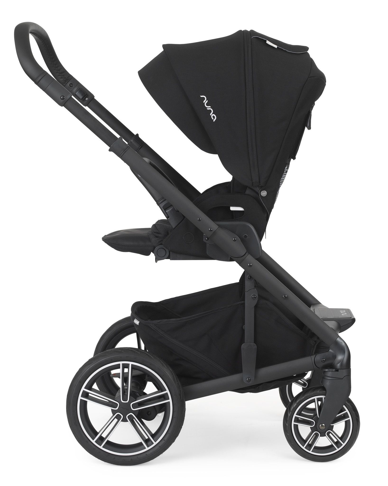Nuna MIXX 2 infant car seat patible stroller