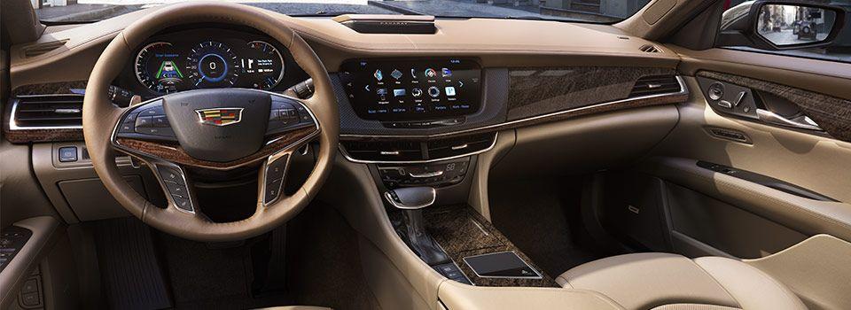 Cadillac Ct6 Sedan