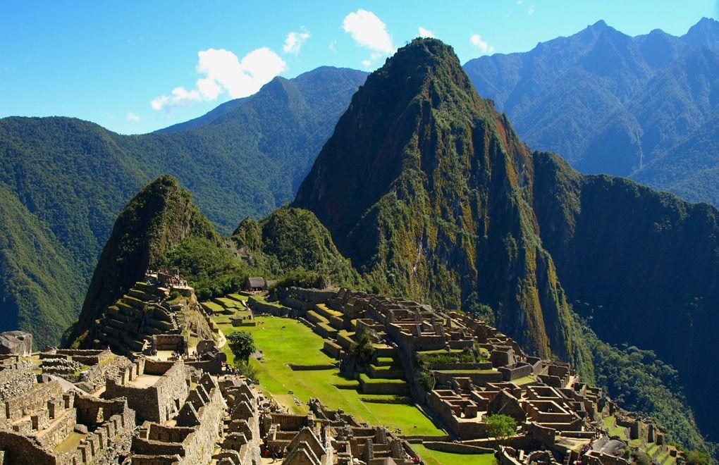 Machu Picchu Peru S Amazing Citadel In The Clouds Goway Machu Picchu Machu Picchu Peru Travel Inspiration