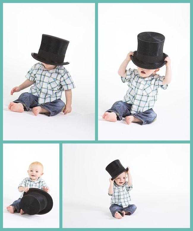 vauva ja hattu
