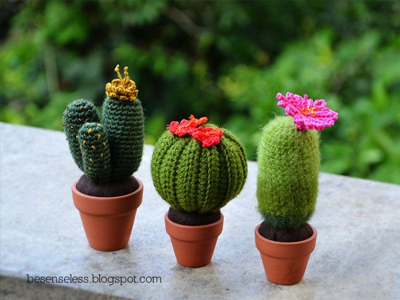 Amigurumi Cactus Crochet Pattern : Airali handmade. where is the wonderland?: amigurumi cactus #5