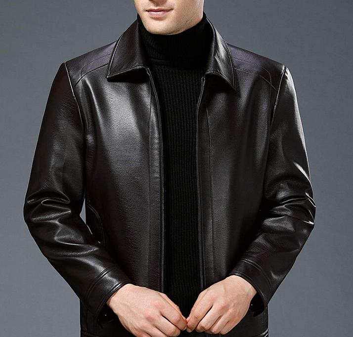 wholesale PU Leather Motorcycle Auto Racing Leather Jacket