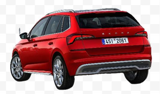 Skoda Kamiq Skoda Car Suv