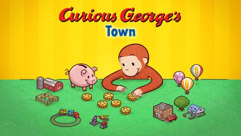 Curious George S Town Is A Fun Educational App Perfect For Every