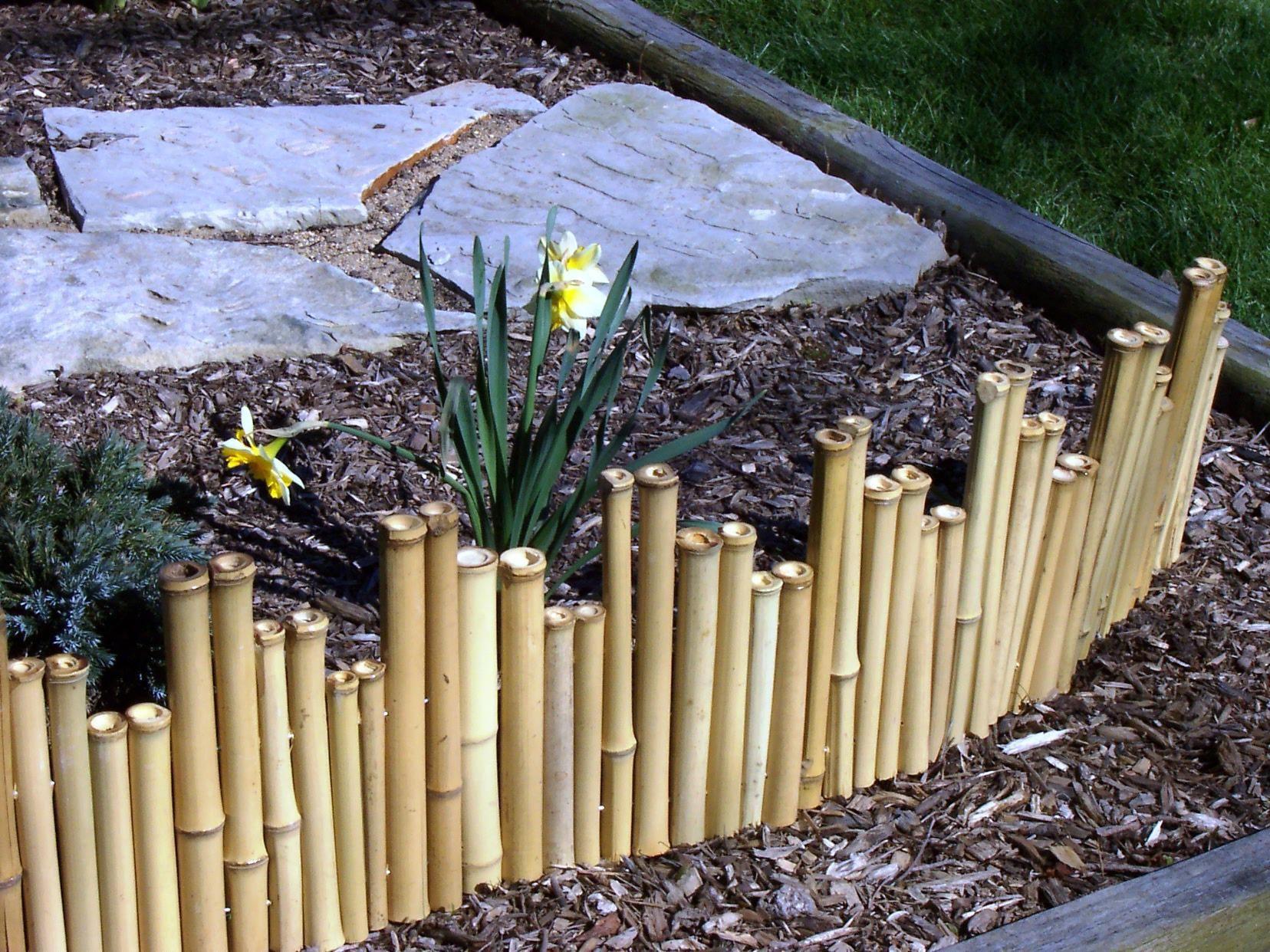 Ordinaire Decorative Garden Fencing Ideas Bamboo. Bush Gardens. Chicago Botanic Garden.  Madison Square Garden. Garden City Telegram. Busch Gardens Hours.