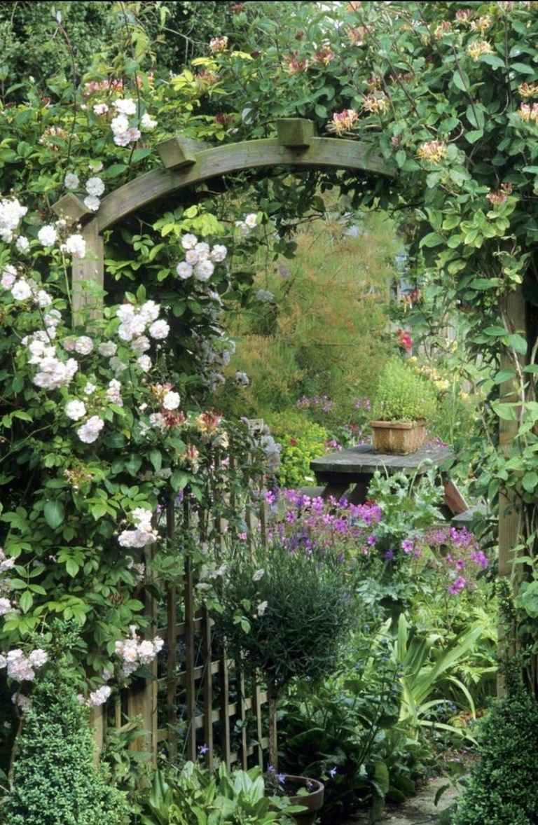 42 Cute Secret Garden That Must Be In Your Garden With Images